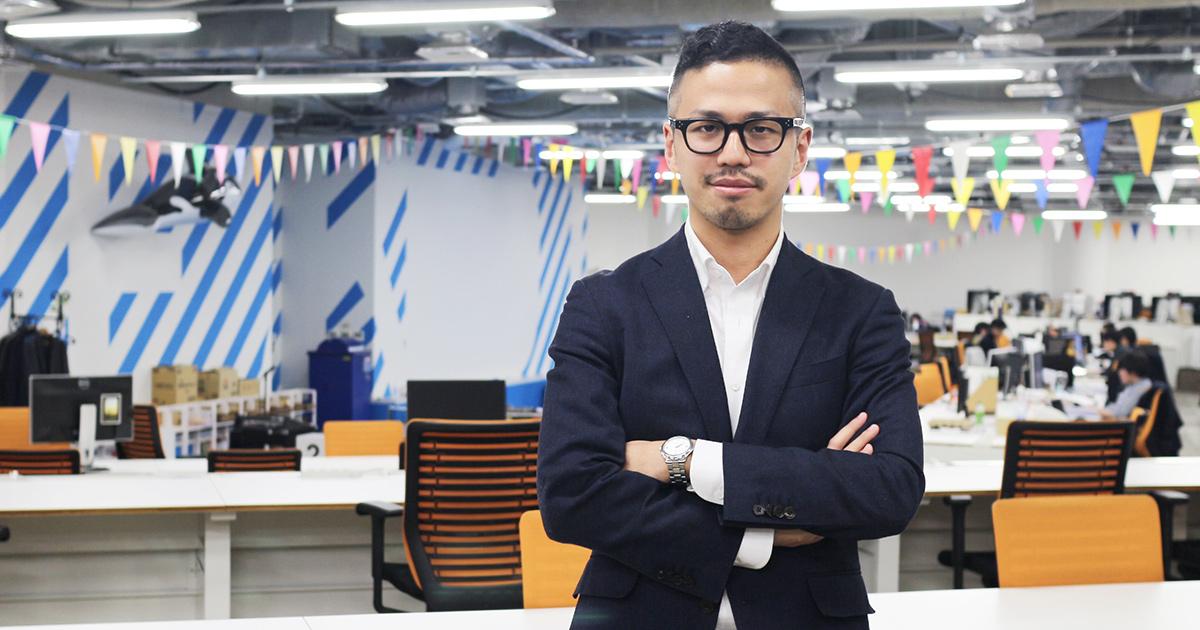 【社員インタビュー】プロダクトベンダーとして新たな市場を創り出す by. 田中 ジミー基樹