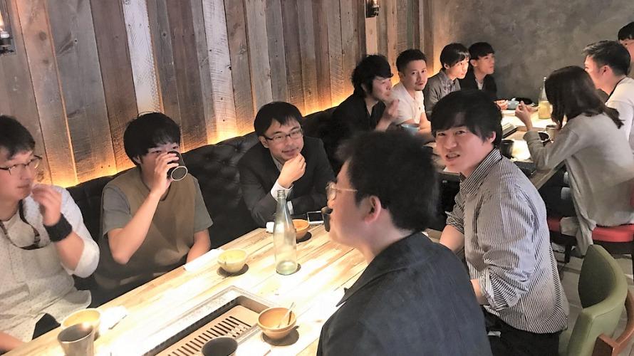 【新卒歓迎ランチ会】新卒メンバー×RfP・Poetsチームでの歓迎ランチ!
