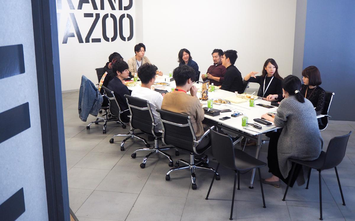 【おかえりなさい!】関西メンバーが本社にやってきた!オフィスでランチ会を開催