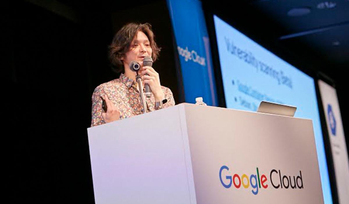 【レポート】「Google Cloud Kubernetes Day」に弊社 CTO 西口が登壇しました