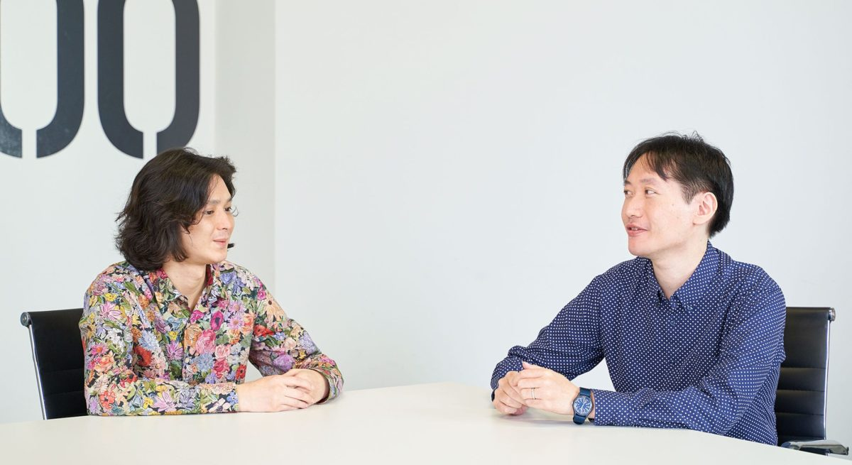 オウンドメディア「Make Some NOISE!」にCTO 西口&Science Division, Division Manager 佐野の対談記事が掲載されました